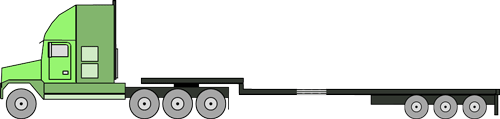 stepdeck 7 axle stretch