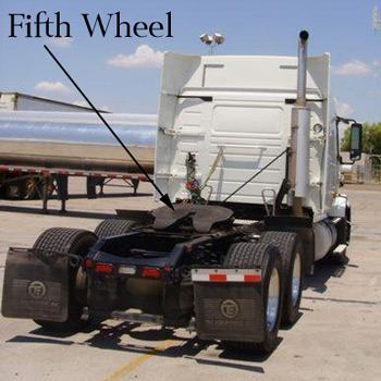 What Is A Fifth Wheel >> An 18 Wheeler Which Is The Fifth Wheel Heavy Haul Trucking