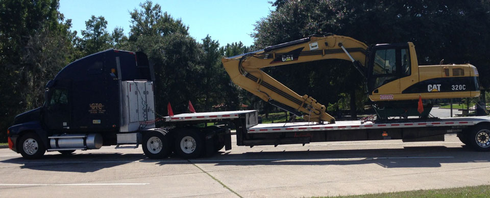 Tractor Trailer Dimensions Flatbed Dimensions