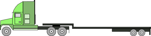 stepdeck 5 axle